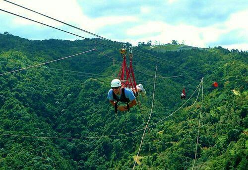 Puerto Rico Ziplining Puerto Rico Ziplining Puerto