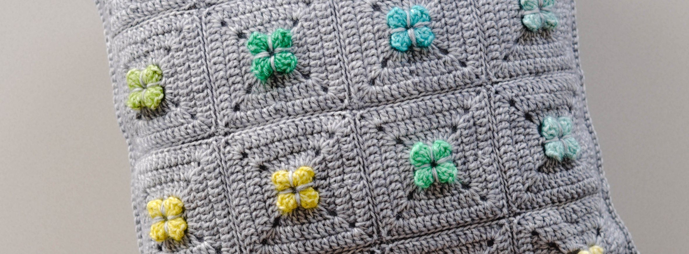 Cora Granny Square Pattern – The Loopy Stitch | Knitting and Crochet ...