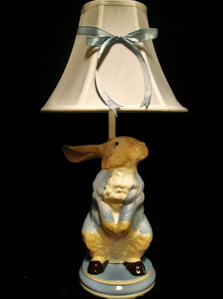 About Lamp Beatrix Potter Shade Peter Rabbit Table Details Lightamp; 5qLcAR4S3j