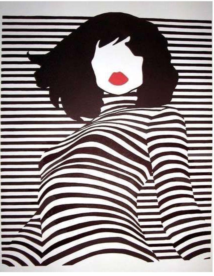 bb6f0140bf1eef53c5d635d2d021a9d9--vintage-modern-fashion-illustrations.jpg (736×949)