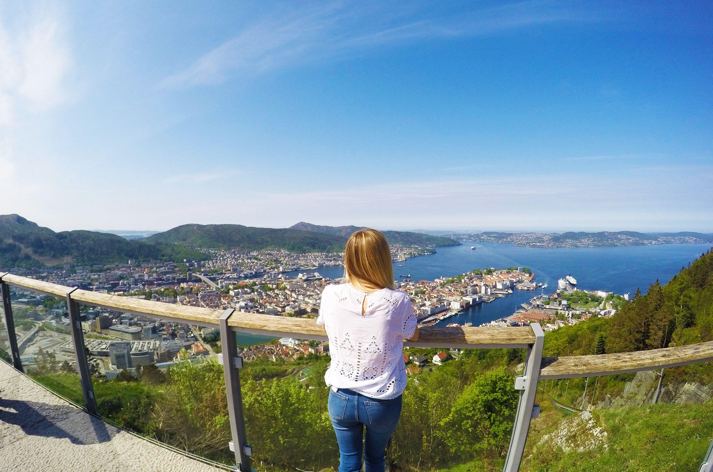 Presupuesto viaje a Noruega. Bergen, Noruega