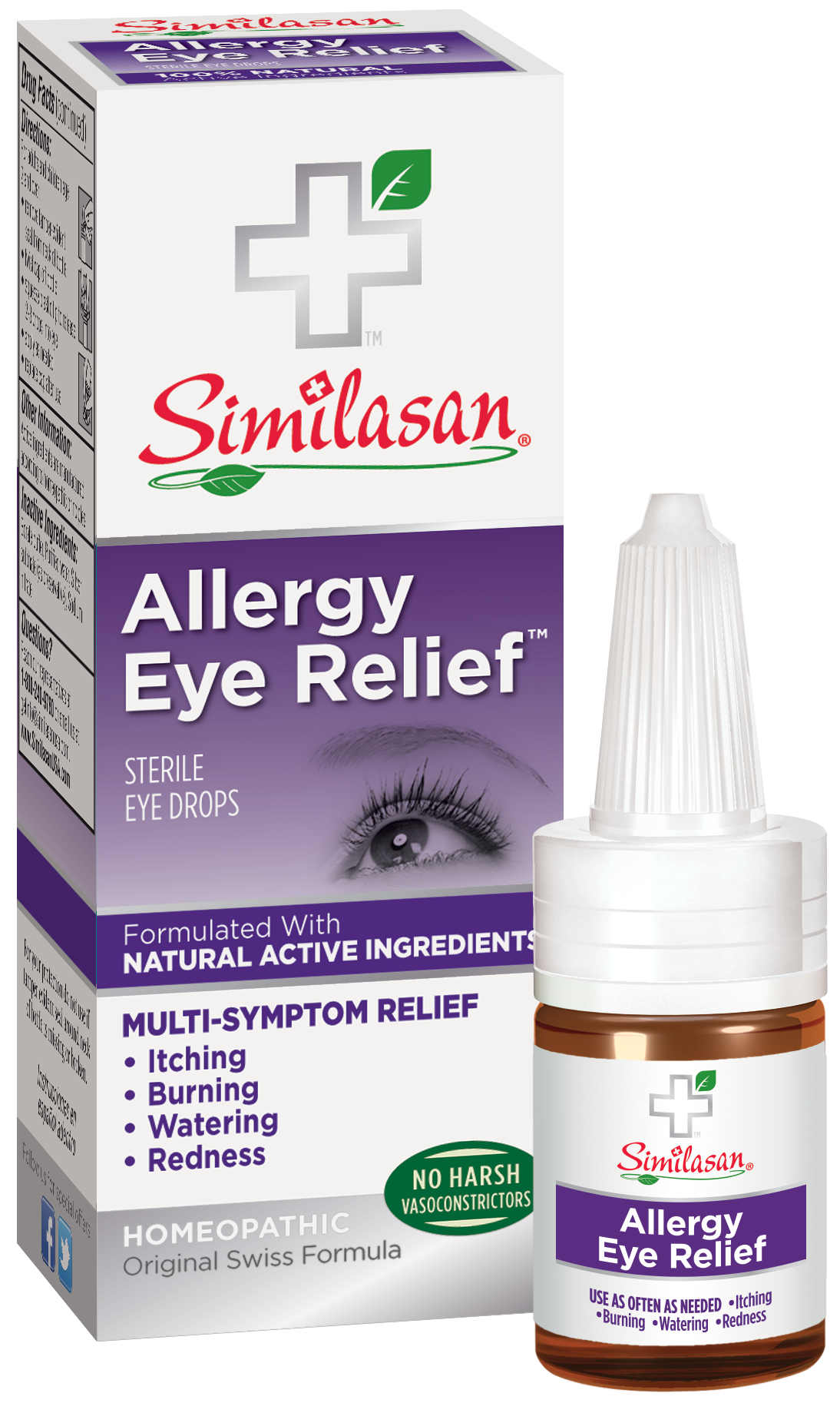 Allergy Eye Relief Eye Drops Made With Herbal Extracts Trusted For Over 200 Years Like Eyebright And Sabadill Eye Allergy Relief Allergy Eyes Eye Care Health