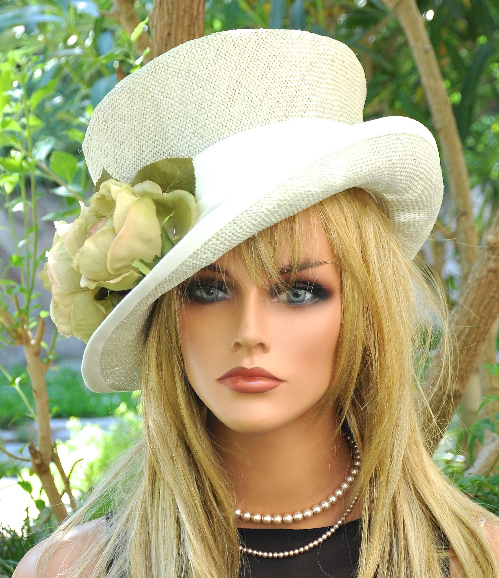 Wedding Hat b593e729572