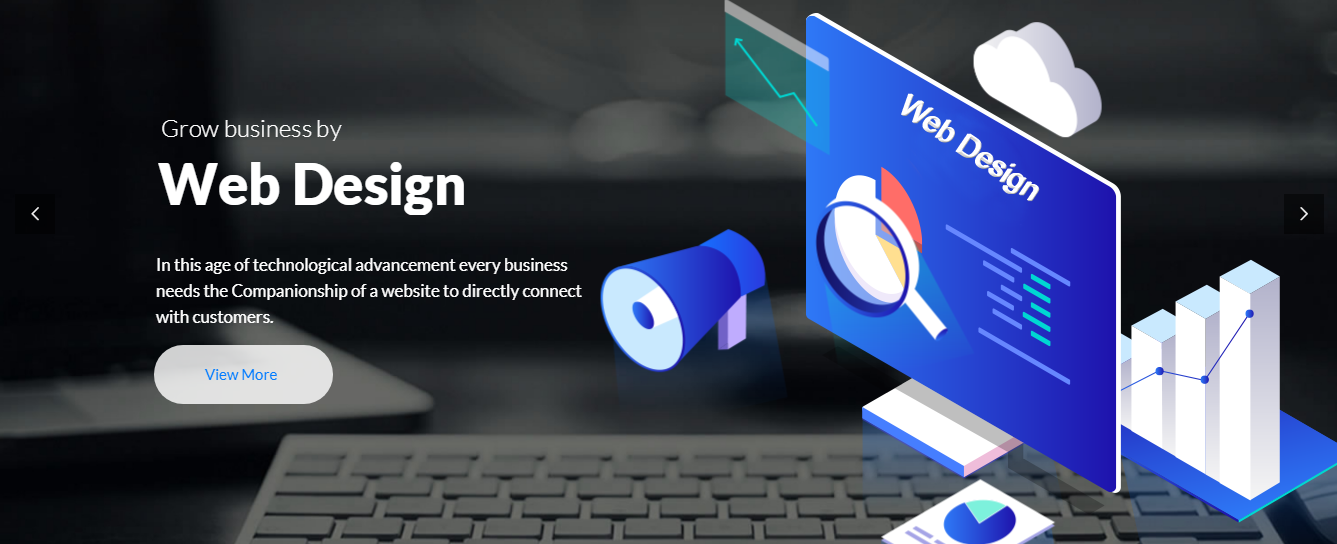 Web Design Company Ahmedabad By Web Design Company Ahmedabad Via Behance Web Design Website Design Web Design Company