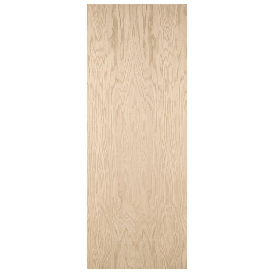 Jeld Wen Hollow Core Oak Slab Interior Door Common 32 In X 80 In