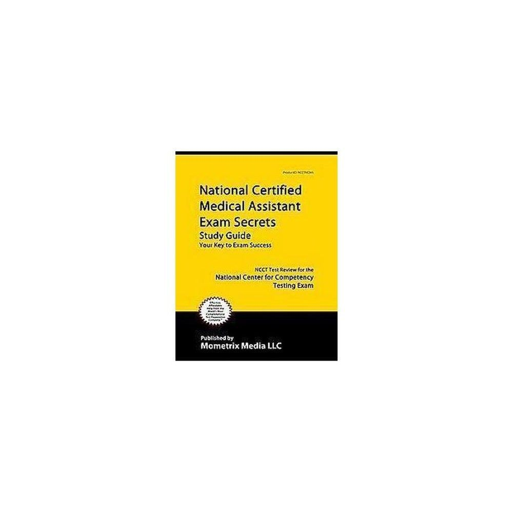 National Certified Medical Assistant Exam Secrets Study Guide (Paperback)