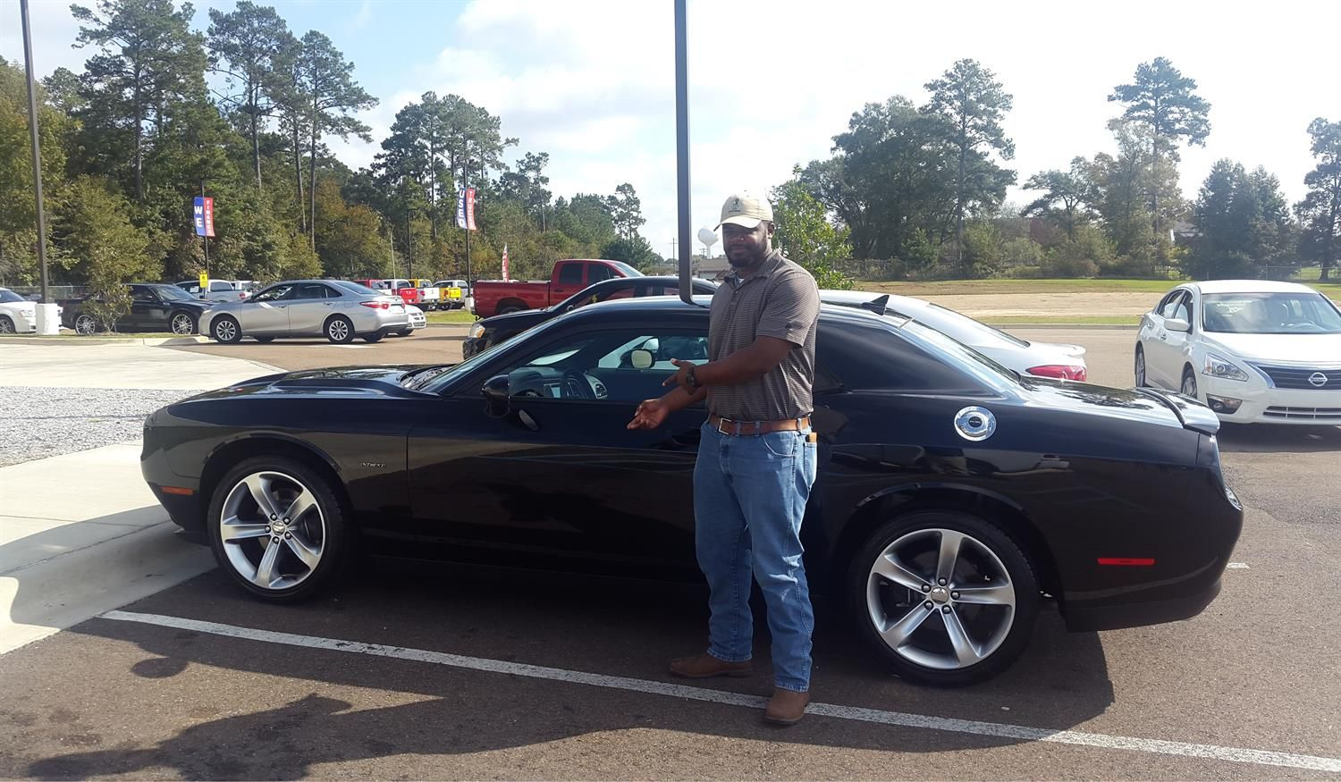 Congratulations To Adrian On Your New 2016 DODGE CHALLENGER! Thank You  Again, · Chrysler Dodge JeepDodge ...