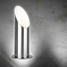 Modern Chrome Table Floor Standing Uplighter Lamp Spot
