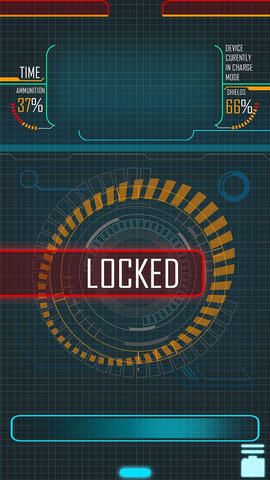 hacker logo iphone wallpaper