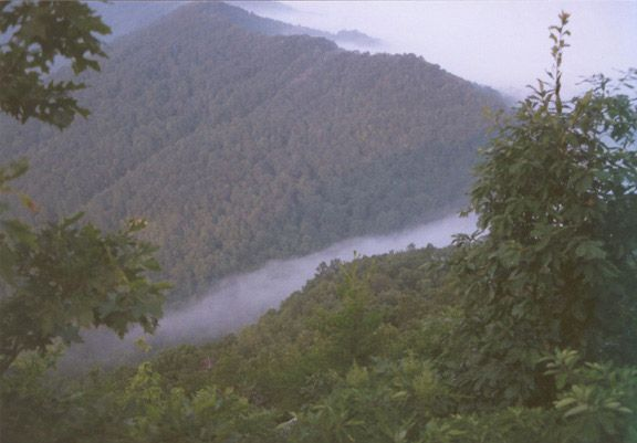 Cumberland Gap National Historical Park - See more of the best places to photograph in KY at http://loadedlandscapes.com/ky-photography-locations/  // Photo by Aaron Vowels - https://www.flickr.com/photos/97964364@N00/52117339/