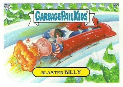 Blasted Billy