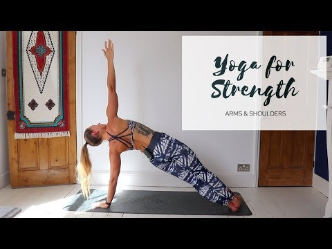 (11) YOGA FOR STRENGTH Arms & Shoulders CAT MEFFAN