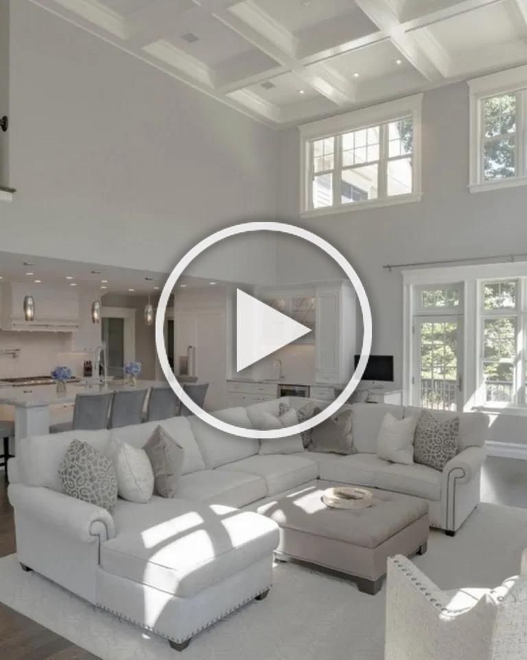 35 Beautiful Coastal Living Room Decor Ideas Livingroom