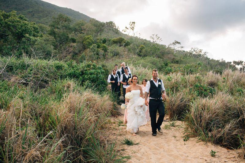 Chantel & KJ {Palm Cove Wedding Photography} Wedding