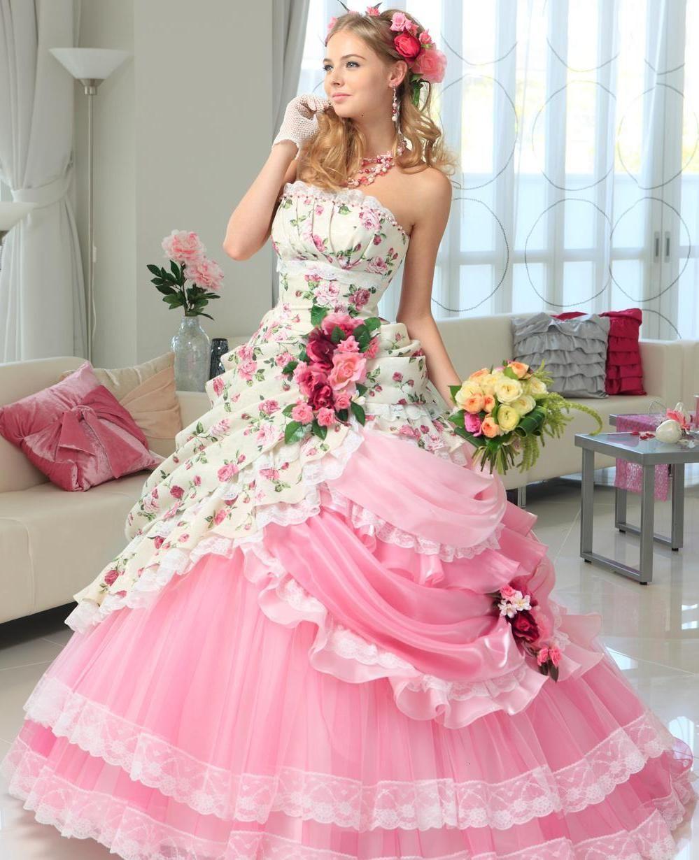 16) Tumblr | Clothes | Pinterest | Quinceañera, vestidos XV y Vestiditos