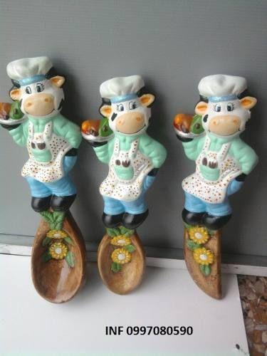 Paso a paso manualidades de ojos de vacas en ceramica for Bizcochos de ceramica