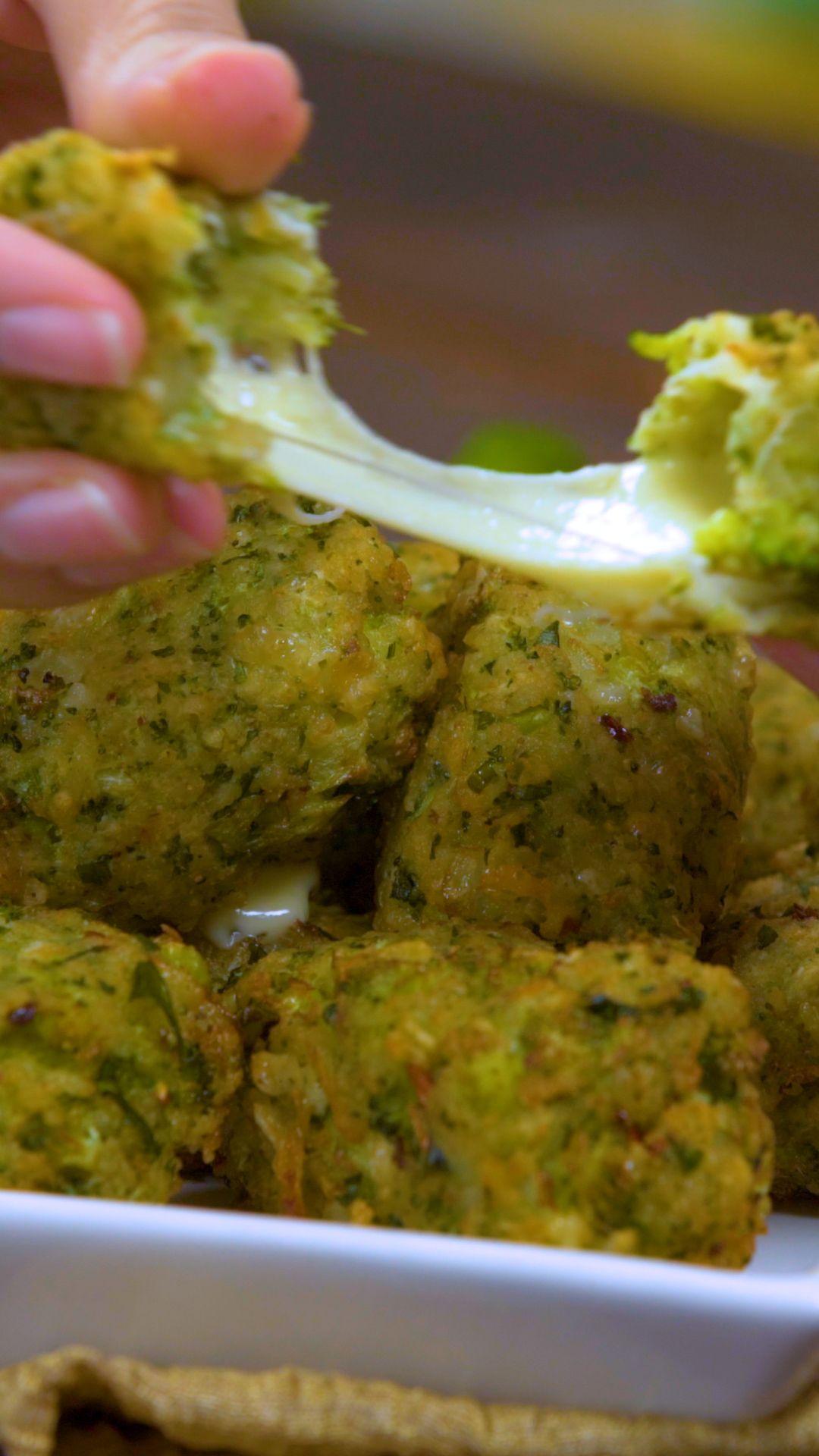 Bastoncitos de Brócoli