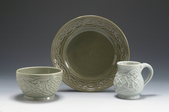 celtic knots & celtic knots   Stuff to Buy   Pinterest   Celtic knots and Pottery