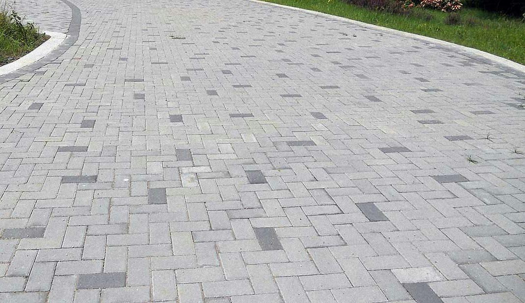 101 Paving Block Designs (Dengan gambar)  Trotoar, Halaman