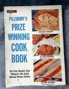 Bake Off 6-Fawcett Edition-1955 (With images) | Prize ...