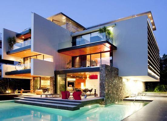 Maison de rêves design : Sleek Greek H.2 | Luxe | Pinterest | Maison ...