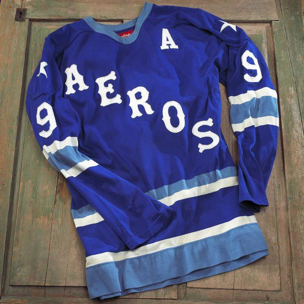 the latest fe0a8 343cb Jersey worn by Mr. Hockey himself, Gordie Howe, while ...