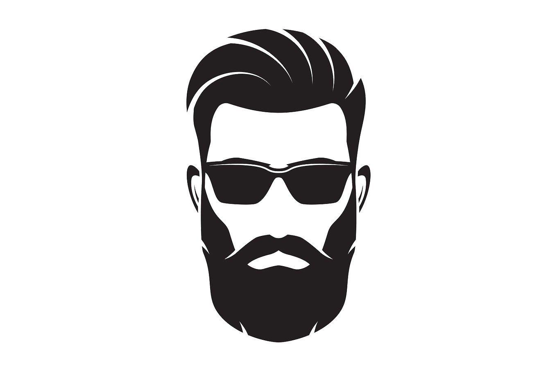 1240ef66151 Bearded men face