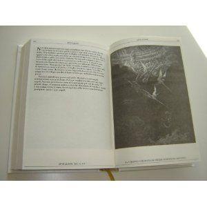 Italian Bible with the Illustrations of Gustave Dore - Golden Cross / La Sacra Bibbia L'Antico e il Nuovo Testamento illustrati da Gustave Dore  $64.99