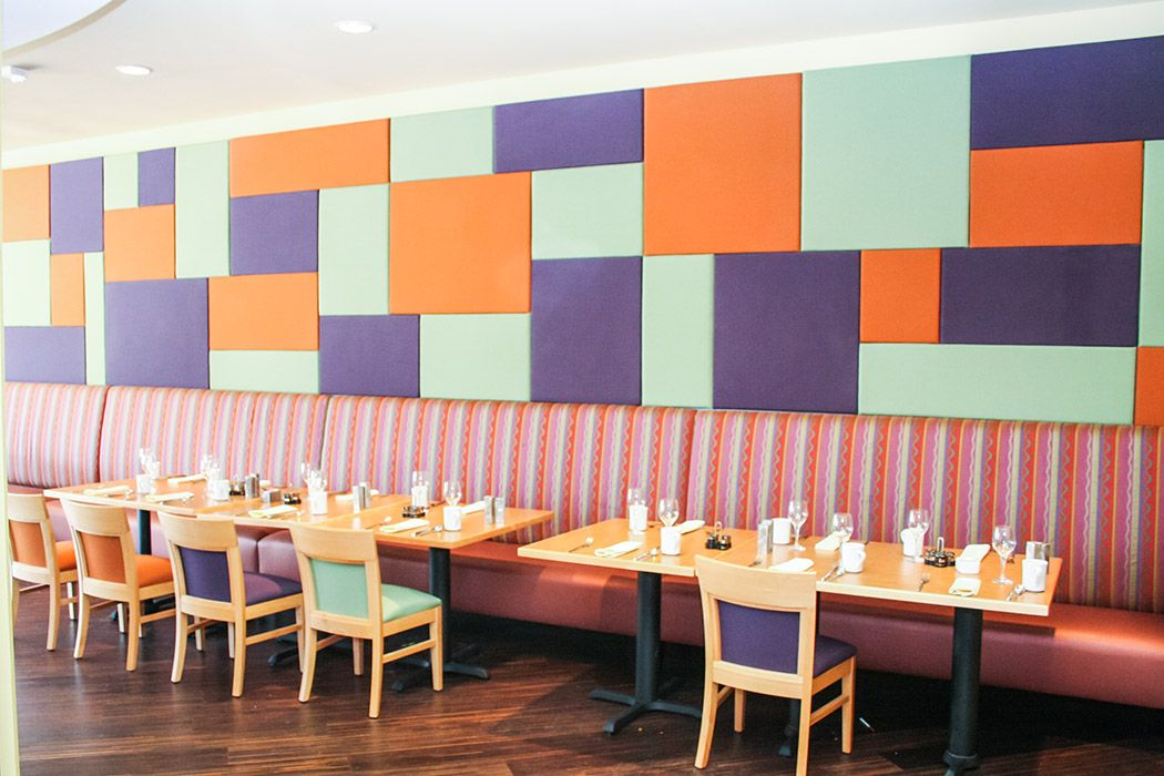 Offering a Huge Selection of Fabric Covered Acoustic Panels in a ...