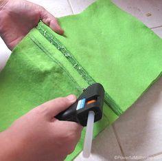 Como hacer un libro silencioso sin coser