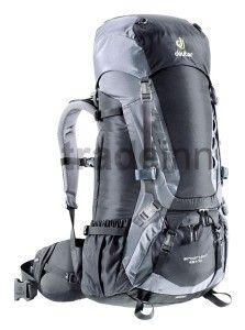 Deuter Aircontact 45 10 Black 2012 167 46 Backpack Brands Backpacks Osprey Backpack