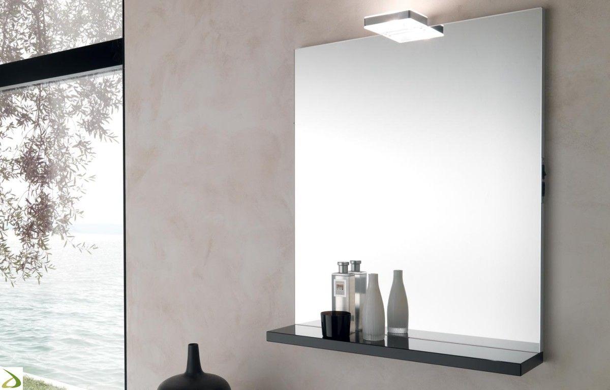 Specchiera Glam Specchi Bagno Design Del Bagno Decorare Il Bagno