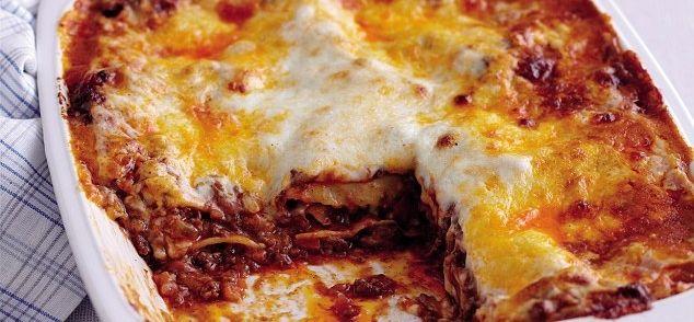 de lekkerste lasagne