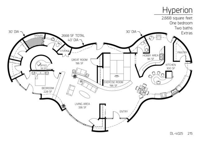 Floor Plans 1 bedroom
