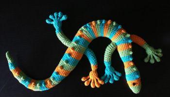 My gorgeous gecko.