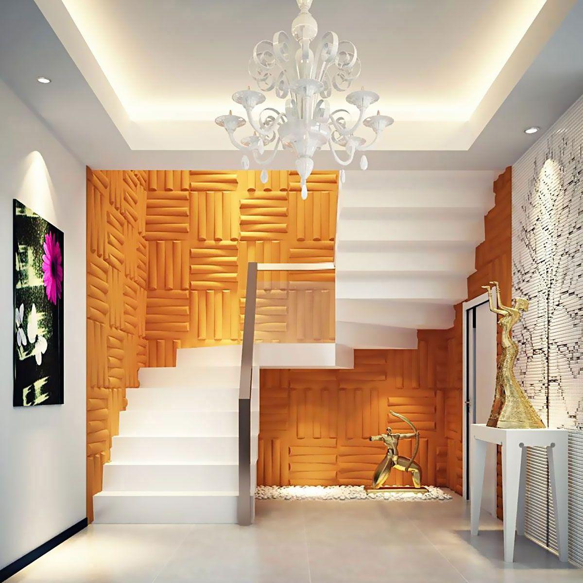 19 5 8 inch w x 19 5 8 inch h naomi endurawall decorative - Decorative wall panels for interiors ...