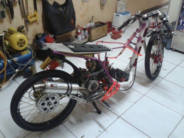 Yamaha Mio Bore Up To 200cc