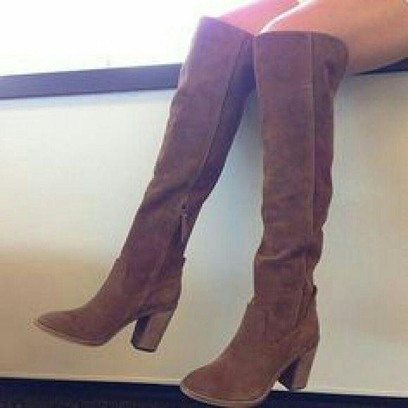 Dolce Vita Ohanna OTK Boot | Over the