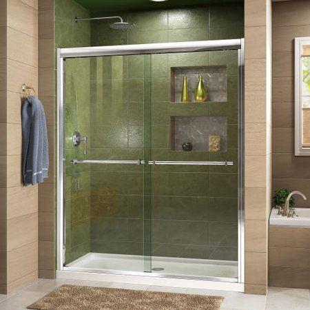 Home Improvement Shower Doors Frameless Sliding Shower Doors Framed Shower Door