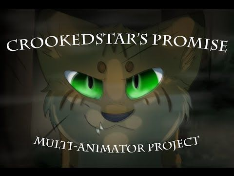 Crookedstar's Promise [Completed MAP] - YouTube Crookedstar is my favorite leader.
