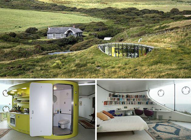 Superb Underground House   Google Search Design Ideas