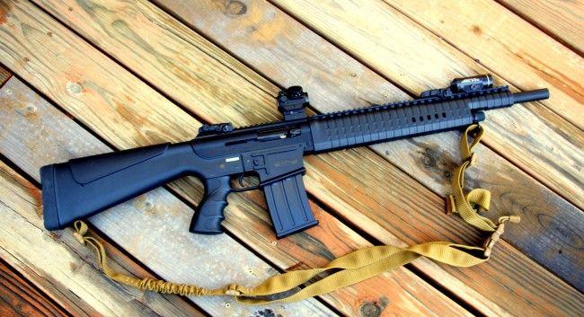 NATMIL/UZKON ARMS BR-99 | Semi-Auto Shotgun