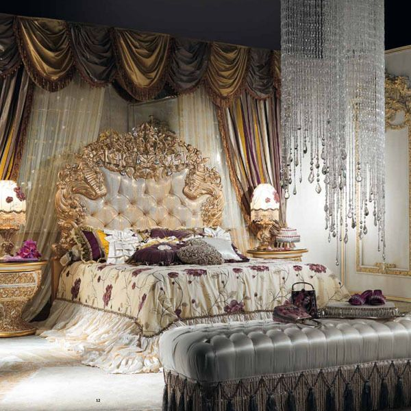European Style Luxury Imperial Wood Carved Bedroom Set Top Quality Headboard Select Fabric-in Bedroom & European Style Luxury Imperial Wood Carved Bedroom Set Top Quality ... pillowsntoast.com