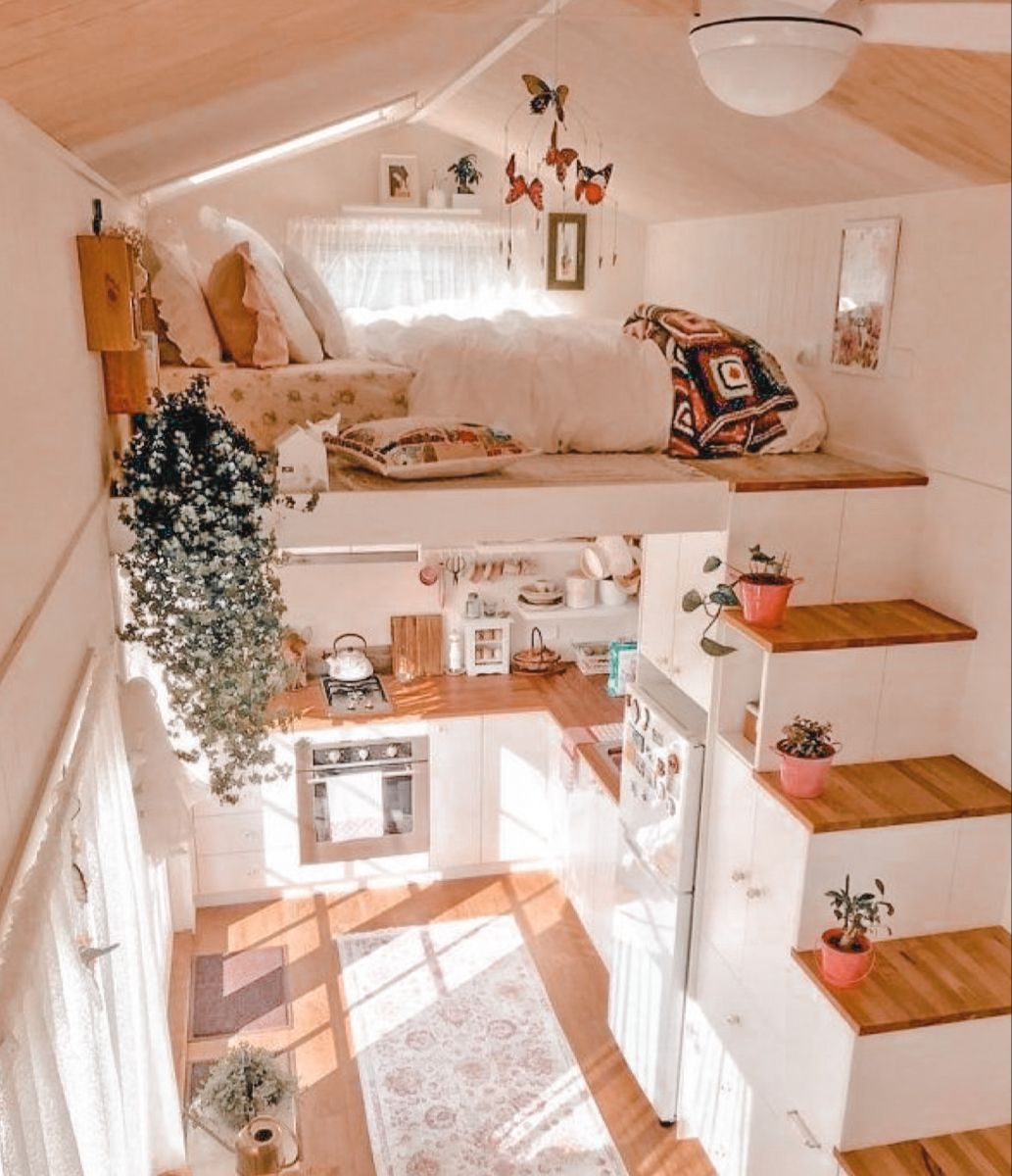 Just wow in 2020 Tiny house interior design, Tiny house