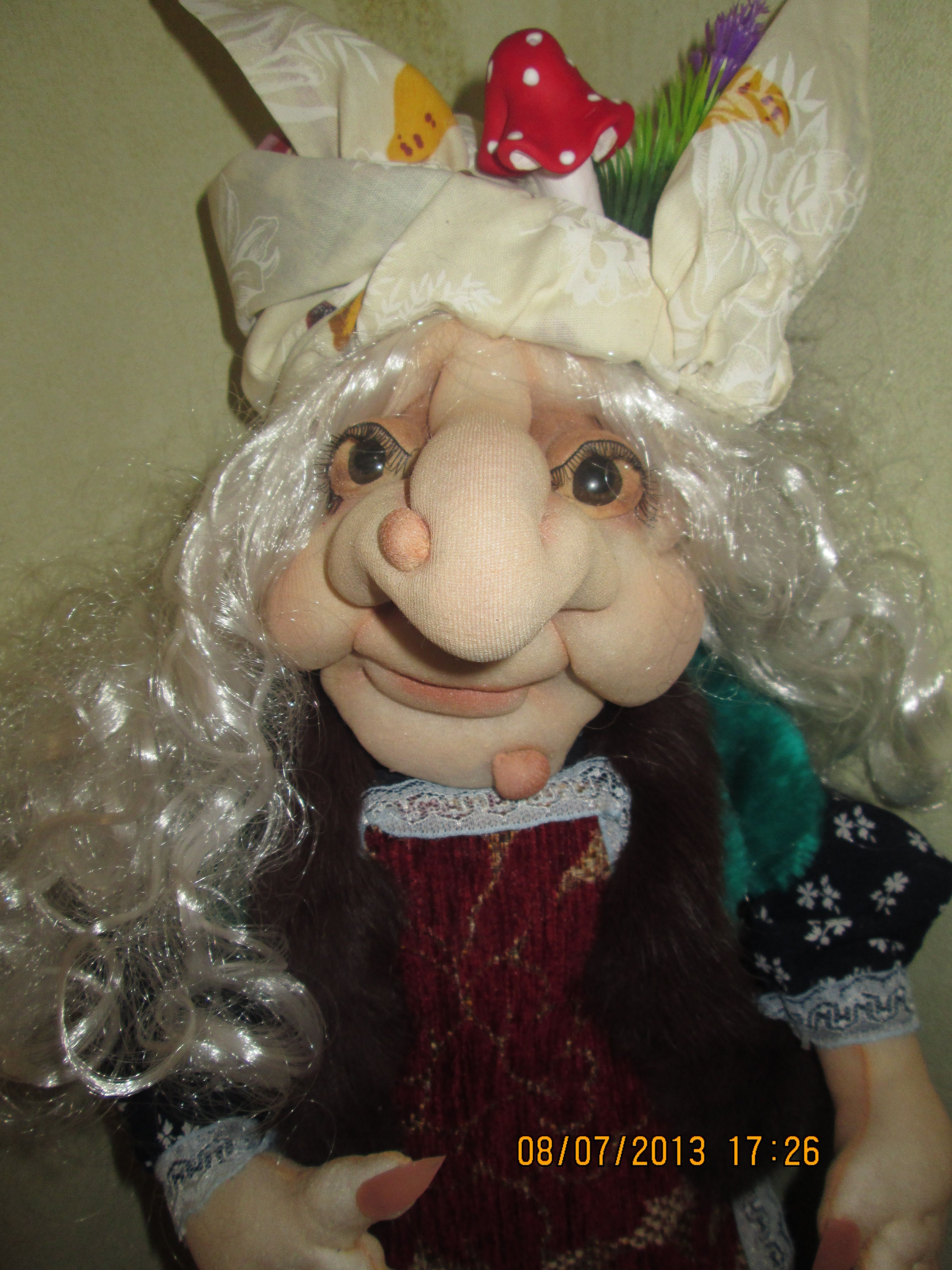 Кукла попик своими руками пошаговая фото 708