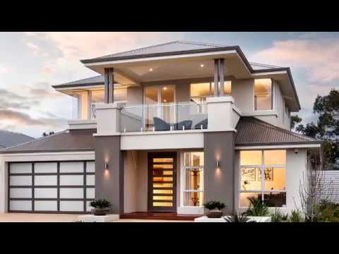 10 Awesome Homes Https Www Youtube Com Watch V Bp3qpyillem House Front Design House Designs Exterior Simple House Exterior