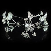 Sweet Silver Alloy Hair Comb For Women(Silver... – USD $ 33.99