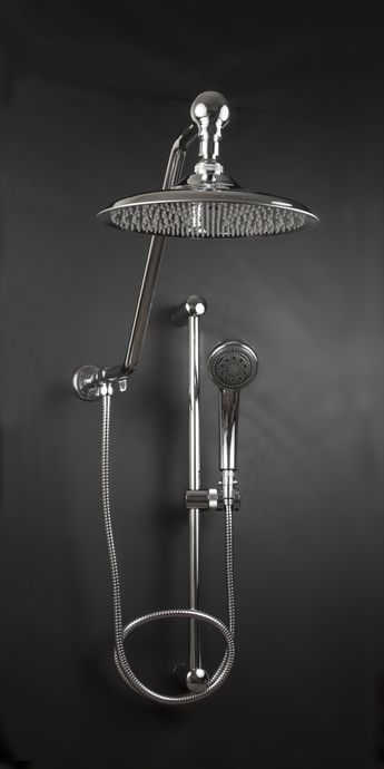 Atlantis Rain Shower Heads With Powerful Handheld With Images