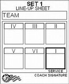 Image Result For Blank Volleyball Lineup Sheets Printable Volleyball Usa Volleyball Volleyball Drills