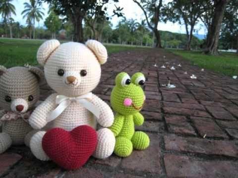 Orso Uncinetto - Amigurumi Tutorial- Bear Crochet - Osito Crochet ... | 360x480